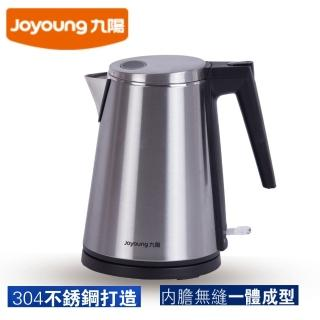 【JOYOUNG 九陽】雙層不鏽鋼快煮壺K15-F1M