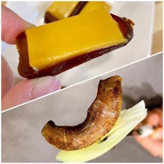 【老張鮮物】奶酪X野生一口烏魚子/野生烏魚腱 任選2包組(100g±10%/包)