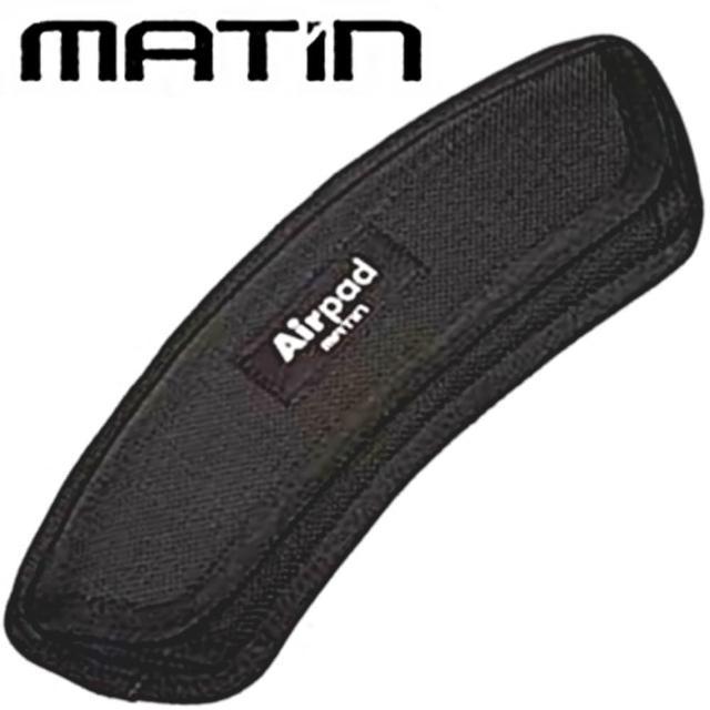 【韓國馬田MATIN】空氣墊肩M-6486彎型厚寬型(空氣墊