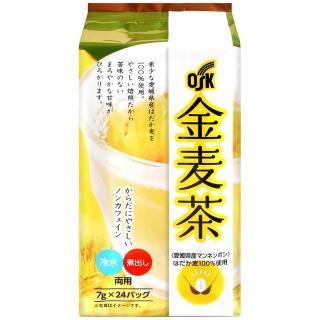 【小谷穀物】OSK金麥茶(168g)