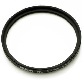 【Nikon 尼康】原廠鏡頭保護鏡52mm Neutral Color Fiter(鏡頭保護鏡 保護鏡 濾鏡)