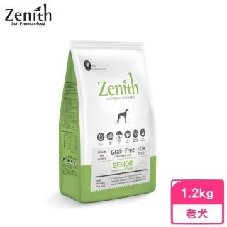 【韓國Zenith先利時】頂級低敏高齡體控犬軟飼料-羊肉&雞肉 1.2kg