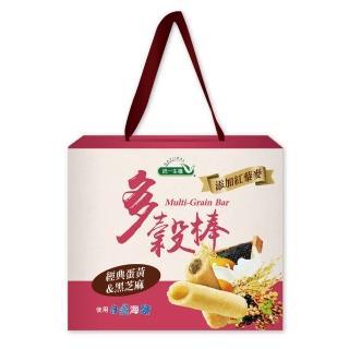 【統一生機】紅藜多穀棒禮盒(360g/約36條/盒)