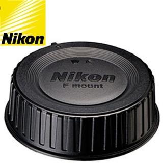 【Nikon尼康】原廠鏡頭後蓋原廠後蓋LF-4(背蓋尾蓋適F卡口即ai鏡頭亦相容LF-1)