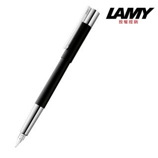 【LAMY】SCALA系列黑色鋼筆(80)