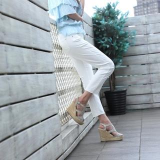 L'LAR360度記憶顯瘦提臀紐約褲3件