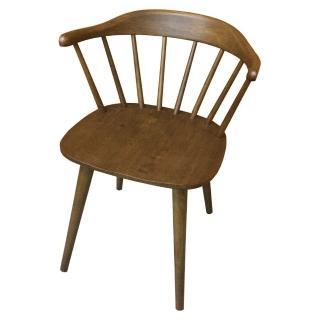 【AS】Chaya實木餐椅-41x47x73cm(二色可選)