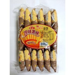 【上好佳】原味薯條(90g.18小包)