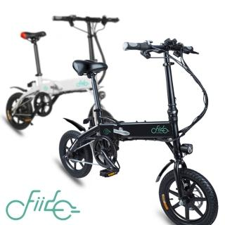 【FIIDO】F1 電動摺疊自行車《55公里版》(電動車 腳踏車 自行車 摺疊車 滑板車 平衡車)
