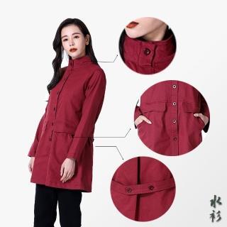 【水衫】牛仔修身顯瘦外套二件組(G09-04)