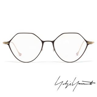 【山本耀司】Yohji Yamamoto山本耀司 閃電流線經典結構限量款-黑(YY3021-002)