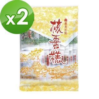 【義美】核棗糕經濟包(400g x2包)