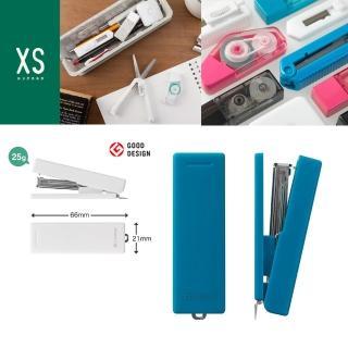 【MIDORI】XS迷你系列-訂書機(藍)