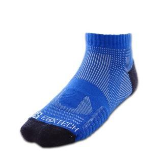 【EGXtech】短統多功8字款運動襪2雙組(P81藍)