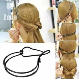 【89 zone】法式奢華古典氣質髮箍