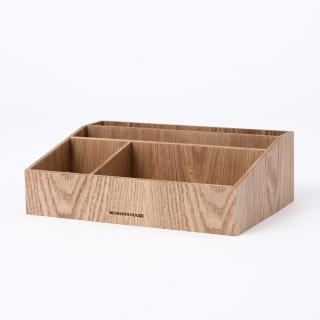 【生活工場】木質森活四格收納盒