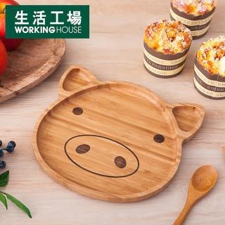【生活工場】Natural動物餐盤