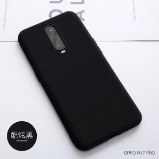 【My Colors】液態膠系列 OPPO R17 Pro 6.4吋新液態矽膠 絲滑 手機保護殼(天然矽膠軟殼 手感滑順)