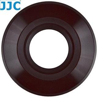 【JJC】Olympus自動鏡蓋MZD 14-42mm黑/銀(鏡頭保護蓋)