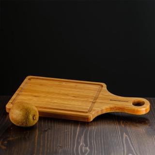 【生活工場】Natural手把竹砧板30cm