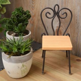 【生活工場】田園趣迷你方型單椅