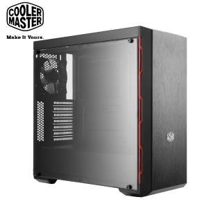 【CoolerMaster】Cooler Master MasterBox MB600L 機殼-紅(MB600L)