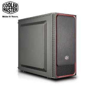 【CoolerMaster】MasterBox E500L 機殼-紅色(E500L)