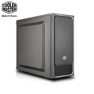 【CoolerMaster】MasterBox E500L 機殼-銀色(E500L)