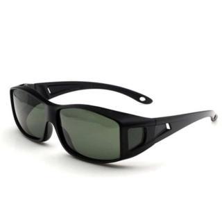 JXD 可包覆近視眼鏡於內的日夜兩用偏光夜視墨鏡