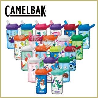 【CAMELBAK】400ml 兒童吸管運動水瓶 獨角獸派對(CB1274610040 水壺)