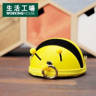 【生活工場】【女神節推薦】supercute蜜蜂車票夾