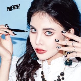 【Merzy】挑戰極限眼線液筆