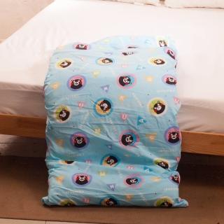 【Carolan】熊本熊-藍 幼教兒童睡袋