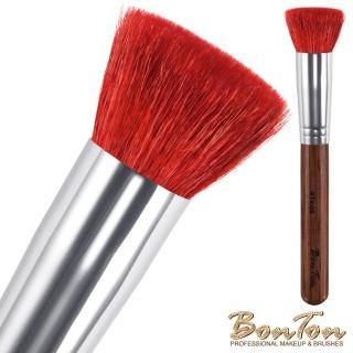 【BonTon】原木系列 圓平修容/腮紅刷 RTK09 特級尖鋒羊毛