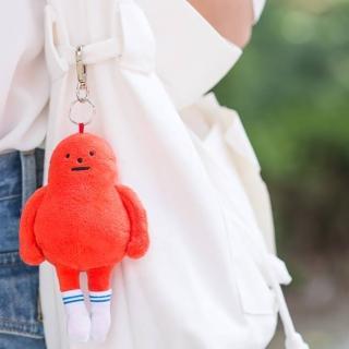 【SML黏黏怪物研究所】SML 絨毛娃娃鑰匙圈 Redmon