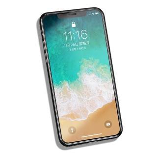 iPhone 3D磨砂霧面全滿版鋼化保護貼(iX XS MAX XR i7 i8 i7+ i8+ 磨砂 霧面 保護貼 玻璃貼)