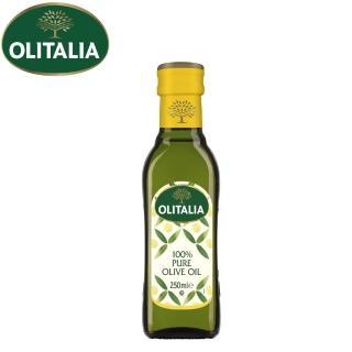 【Olitalia 奧利塔】純橄欖油(250ml/瓶)