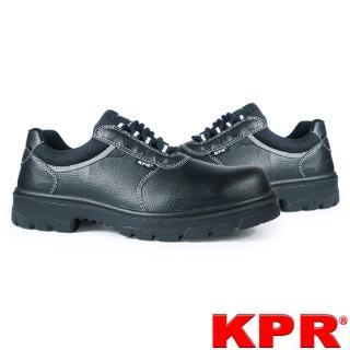【KPR 尊王】寬楦防靜電安全鞋(P-319JSD黑色/男女款)