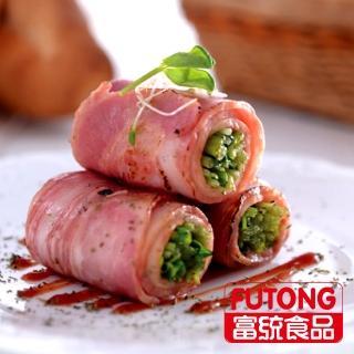 【富統食品】特級培根-5包組(1kg/包 x5)