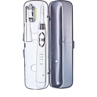 【SEAGO 賽嘉】紫外線牙刷殺菌感應充電旅行盒(SG-205黑色款)