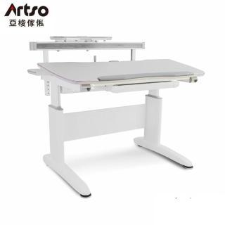 【Artso 亞梭】舒活DA桌/桌板105cm(買即贈掛架.上層架)