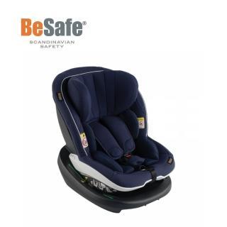 【BeSafe】iZi Modular模組化兒童汽車安全座椅(維京藍)