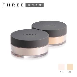 【THREE】凝光蜜粉 17g(MATTE)
