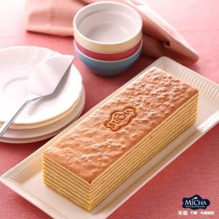 【米迦】蜂蜜千層蛋糕(430g±50g/入)