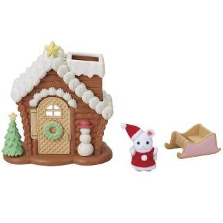 【日本EPOCH】聖誕房屋組EP14082(公司貨)