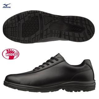 【MIZUNO 美津濃】LD40 V SL 超寬楦男款健走鞋 B1GC191209(健走鞋)