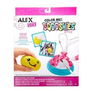【美國ALEX】DIY紓壓小物吊飾-表情先生