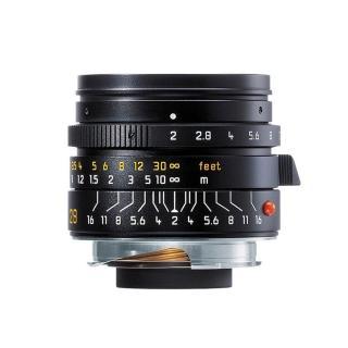 【LEICA 萊卡】Leica 11604 Summicron-M 28mm f/2.0 ASPH(公司貨 11604)