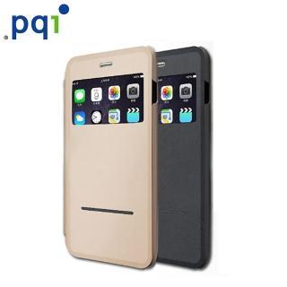 【PQI 勁永】iPhone 6 Plus/iPhone 6s Plus 5.5吋 觸控感應式保護套(送抗藍光螢幕保護貼)