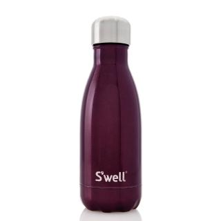 【S'well】Sangria-9oz-260ml 美國時尚不鏽鋼保冷.保溫瓶(Glitter Collection)